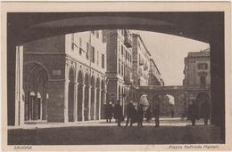 SAVONA Piazza Goffredo Mameli - Savona