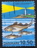 Denmark 2002  Se-forskning.   Minr.1317  (O)   ( Lot  D 600  )   Lighthouse