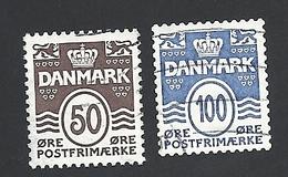 Dänemark 2005, Mi.-Nr. 1413+1414, Gestempelt