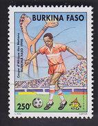 Burkina. Football. Coupe D'Afrique Des Nations. 1002AH