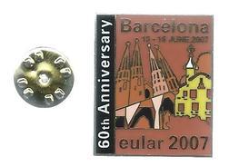 EULAR 2007 Barcelona.Spain,European Congress Of Rheumatology. - Médical