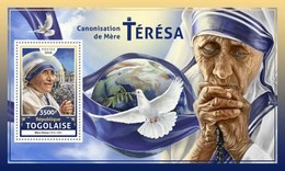 Togo 2016, Mother Teresa, BF