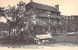 HONFLEUR - Hotel Renaissance - Francia