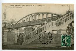 Périgueux 6213 La Passerelle De La Compagnie D'Orléans - Périgueux