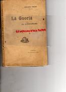 87 - LIMOGES- LA GNORLA DE LINGAMIAU- EDOUARD CHOLET - CHA DACOURTIEU E GOU- PATOIS LIMOUSIN - - Limousin