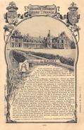 Château De Baudry Cerelles Canton Neuillé Collection Historique Des Châteaux De France - Altri Comuni