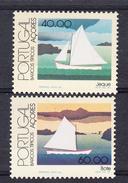 PORTUGAL-AÇORES 1985.BARCOS TIPICOS DOS AÇORES .AFINSA. Nº 1701/1702  NUEVO SIN CHARNELA .SES462GRANDE - 1910-... República
