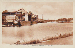 """1938 Neuves Maisons - """" Le Port """" - Neuves Maisons"""