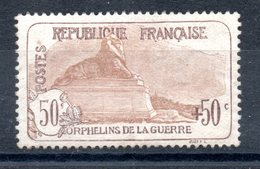 FRANCE - YT N° 153 - Neuf ** - MNH - Cote: 1000,00 € - France