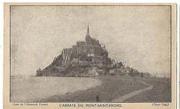 50 - LE MONT SAINT MICHEL - Le Mont Saint Michel