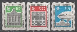 German Democratic Republic 1962. Scott #626-8 (MNH) Leipzig Fall Fair Of 1962 * - [6] République Démocratique