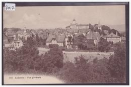 DISTRICT D'AUBONNE - B ( MINI PLI D'ANGLE ) - VD Vaud