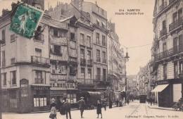22T - 44 - Nantes - Loire Atlantique - Haute Grande Rue - N° 614 - Nantes