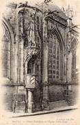 SAINT LO - Chaire Extérieure De L'Eglise Notre Dame - Saint Lo
