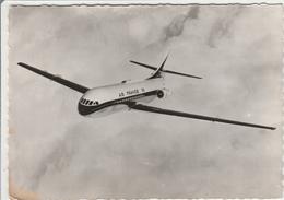 Caravelle Air France - Avion Airplane Flugzeug