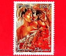 POLINESIA FRANCESE - Usato -  2010 - Donne Polinesiane - Femmes - Woman - 100 - Polinesia Francese
