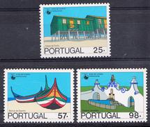 PORTUGAL 1987.75 ANOS DE TURISMO.AFINSA. Nº 1788/1790  NUEVO SIN CHARNELA .SES462GRANDE - 1910-... República