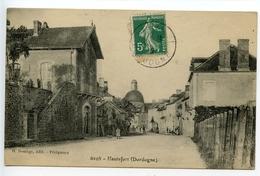 6295 Hautefort - France