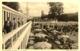 N°31989 -cpa Villennes -la Plage - Villennes-sur-Seine