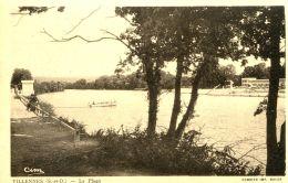 N°31992 -cpa Villennes -la Plage- - Villennes-sur-Seine