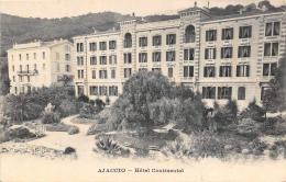 Ajaccio    20      Hôtel Continental      (voir Scan) - Ajaccio