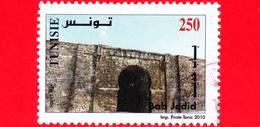 TUNISIA - Usato - 2010 - Monumenti Di Medina Di Tunisi - Bab Jedid - 250 - Tunisia (1956-...)