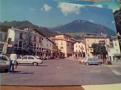 TESERO PIAZZA AUTO CAR FIAT RITMO  RENAULT R 5  VB1991 FZ11835 - Trento