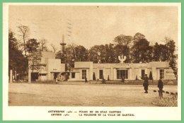 CPA Géo.M. Potié édit.- Antwerpen Expo 1930. Polen En De Stad Dantzig- La Pologne Et La Ville De Dantzig . Circulee - Antwerpen