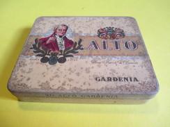 Boite En Fer Vide/20 Alto Gardenia/ Gran Fabrica De Cigaros/Espagne ? /Vers 1960-70     BFPP112 - Around Cigars