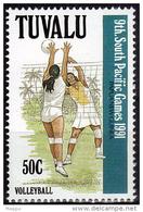 TUVALU   N° 568  * *    Volley Ball