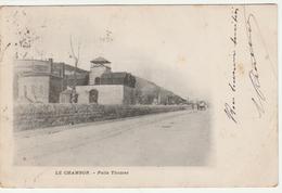 Le Chambon - Puits Thomas - Mine - Le Chambon Feugerolles