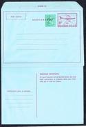 Aérogramme  N° 16 III F - Non Circulé - Not Circulated - Nicht Gelaufen. - Entiers Postaux