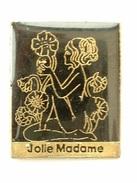 PIN´S PIN'UP - JOLIE MADAME - Pin-ups