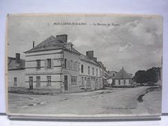 80 - MOLLIENS VIDAME - LE BUREAU DES POSTES - 1918 - France