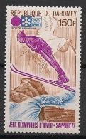Dahomey - 1972 - PA N°Yv. 156 - JO Sapporo - Neuf Luxe ** / MNH / Postfrisch