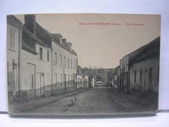 80 - MOLLIENS VIDAME - RUE D'AIRAINES - France