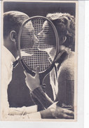 CARD TENNIS  INNAMORATI RACCHETTA PHOTO DIENA 01148-FP-VDB- -2-0882-26827 - Tennis