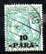 XP2175 - ALBANIA 1914 , Michel N. 42 Usato  Skandenberg - Albania