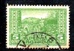 XP2184 - ALBANIA 1923 , Michel N. 84 Usato - Albania