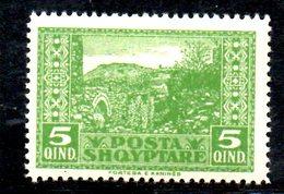 XP2185 - ALBANIA 1923 , Michel N. 84 ***  MNH - Albania