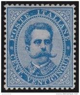 Italy              Yvert      36           *                   Mint-hinged  /   Ongebruikt Met Plakker