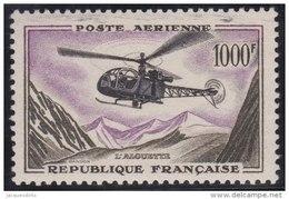 France   .      Yvert    .    Aérienne   37      .        **       .       Neuf   SANS  Charniere   .   /   .   MNH - Airmail