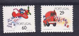 PORTUGAL 1988.FELICITAÇOES  .AFINSA. Nº 1877/78 NUEVO SIN CHARNELA .SES463GRANDE - 1910-... República