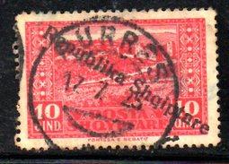 XP2201 - ALBANIA 1925 , Michel N. 119  Usato - Albania