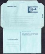 Aérogramme  N° 20 III F - Non Circulé - Not Circulated - Nicht Gelaufen. - Entiers Postaux