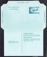 Aérogramme  N° 21a I  FN - Non Circulé - Not Circulated - Nicht Gelaufen. - Entiers Postaux