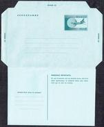 Aérogramme  N° 21a III  F - Non Circulé - Not Circulated - Nicht Gelaufen. - Entiers Postaux