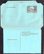 Aérogramme  N° 22 III  F - Non Circulé - Not Circulated - Nicht Gelaufen. - Entiers Postaux