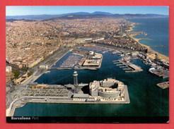 (54) Spain Barcelona Port Un-used Postcard