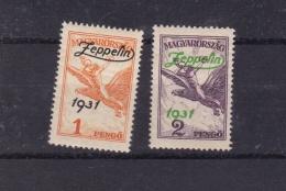 Hongrie N° 24/25 PA , Neuf * , TB , Cote 180 Euros